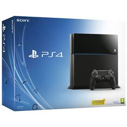 Sony PlayStation 4 PS4 - 500 GB Black Gaming Console