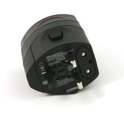 Skross World Travel Adapter 2 & USB Charger