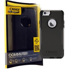Otterbox Commuter Series Tough Case For iPhone 6 and iPhone 6s (4.7 inch) - Black