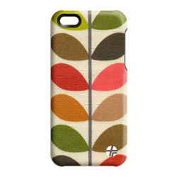 Orla Kiely Snap on Cover for iPhone 5 - Multi Stem
