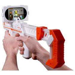 appBlaster iPhone Toy Blaster Gun for iPhone 4S/4/3GS and iPod Touch 4