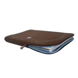 "Crumpler The Gimp Laptop Sleeve for 15.6"" to 17"" Brown"