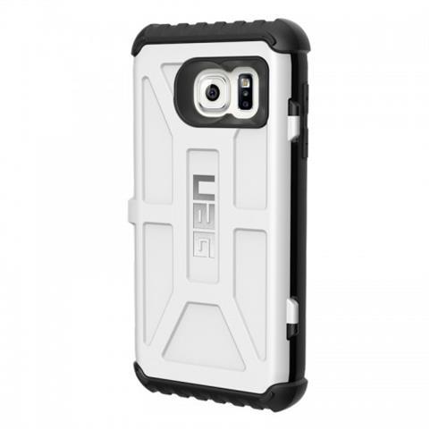 best cheap 08522 e8d6f Urban Armor Gear Samsung Galaxy S7 Card Case - White/Black