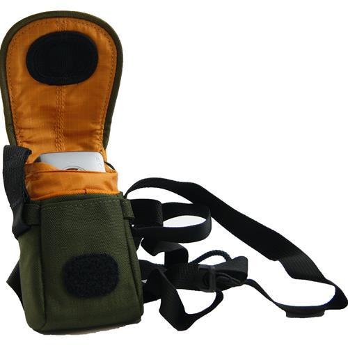Portable Overlap Zipper Padded Bag Pouch W//Carry Strap BT for DSLR Camera Lens Madezz Lens case