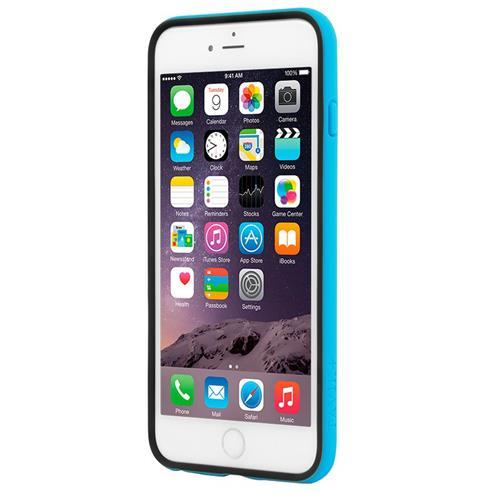 competitive price 1b53f 2ff90 Braven Tavik Outer Edge Bumper Case for iPhone 6 Plus-Cyan Blue/Black